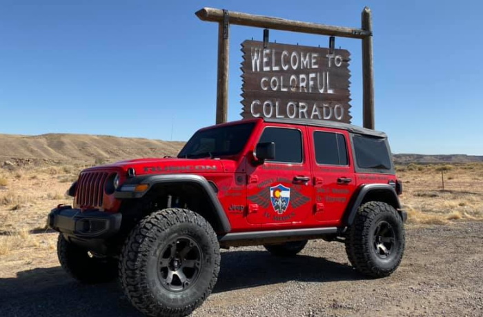 RMIV - Jeep in CO