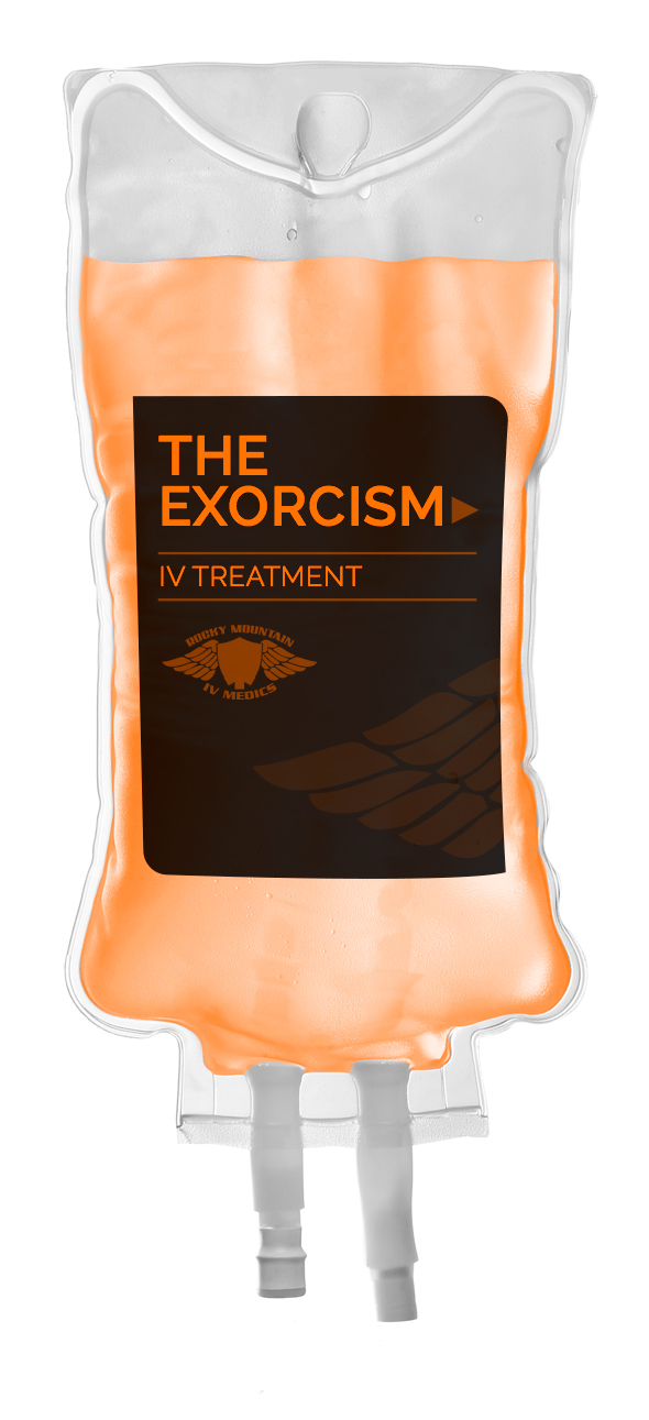 exorcism cocktail